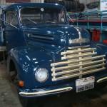 Carro antigo: Caminhão Ford F K de 1953
