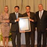 Anjo recebe Diploma de Mérito da Câmara de Vereadores de Criciúma – SC