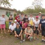 Participantes da Caminhada das Estações – Primavera – percorreram bairros de Criciúma