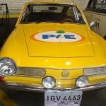 Carro antigo: Karmanguia TC de 1974