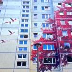 Arte nos prédios traz alegria ao condomínio