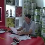 Depoimento de cliente: Casa de Tintas N.A. de Goiânia (GO)