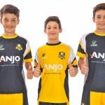 Anjos do Futsal lança uniforme comemorativo de 15 anos de projeto