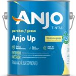 Tinta Acrílica Standard Anjo UP agora pode ser aplicada diretamente no gesso